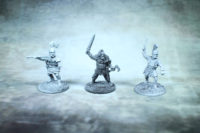 SAGA test miniatures