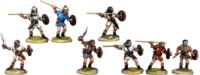 Wargames Foundry - Ancient Spanish Caetrati