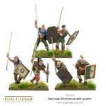 Warlord Games - Germanic Skirmishers