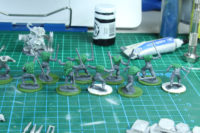 SAGA Ancient German Warband