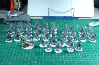 SAGA Romans bases preparation