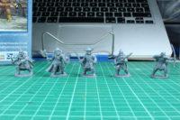 Northstar Figures - Frostgrave Barbarians