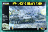 Bolt Action - KV-1 / KV-2 Heavy Tank