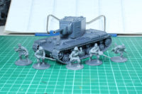 Bolt Action - KV-1 / KV-2 Heavy Tank