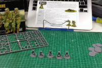 Work in Progress - Bolt Action US Airborne