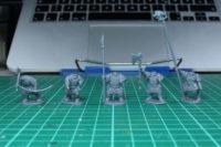 Osprey Games - Plastic Dwarves