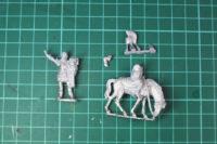 SAGA - Warlord Games Caesarian Romans Officers
