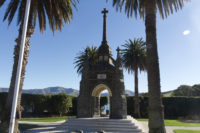New Zealand - Akaroa War Memorial