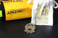 New Zealand 2017 - GWE Pin & ANZAC Cookies