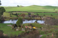 New Zealand 2017 - Hobbiton Movie Set