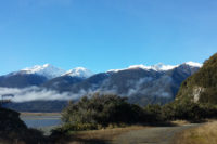 New Zealand - Southern Alps
