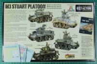 Bolt Action - M3 Stuart Platoon