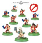 Blood Bowl - Halfling Team