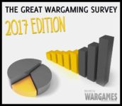 Great Wargaming Survey 2017