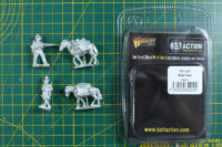 Bolt Action - Chindit Mule teams