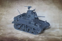 Bolt Action - M3 Stuart