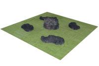 Micro Art Studio - Foam Hills