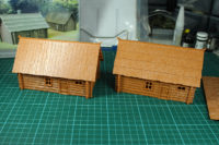 Pegasus Hobby - Russian Log Houses