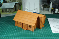 Pegasus Hobby - Russian Log House