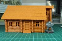 Pegasus Hobby - Russian Houses