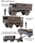 Perry Miniatures - AEC Matador