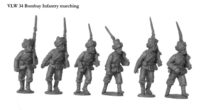 Perry Miniatures - Bombay Infantry Marching