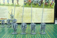 Warlord Games - Pike & Shotte Landsknecht Pikemen