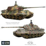 Warlord Games - Bolt Action Kingtiger