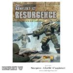 Warlord Games - Konflikt 47 Resurgence