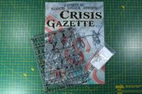 Crisis 2017 Goodiebag - Tinsoldiers of Antwerp