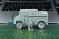 Perry Miniatures - AEC 'Dorchester' Command Vehicle
