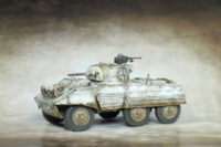Bolt Action - Ford M8(a) Greyhound
