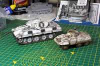 Bolt Action - Panther M10 Ersatz & Ford M8(a) Greyhound