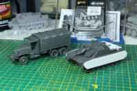 Bolt Action - US 2,5t Cargo Truck & Ersatz StuG