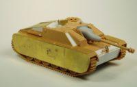 "Roy Chow - 1/48 Pz Bde 150 Ersatz StuG IIIG ""Trojan Horse"""
