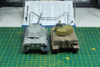 Bolt Action - King Tiger with Henschel turret