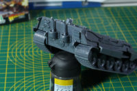Bolt Action - King Tiger with Zimmerit