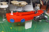 Grav Boat Turbine