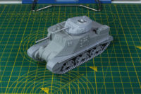 Bolt Action - M3 Grant with track guards