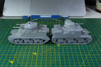 Bolt Action - M3 Grant vs M3 Lee