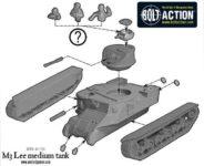 Bolt Action - M3 Lee