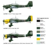 Italeri Ju-87 Pattern