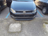 Polo without Numberplates