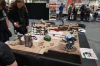 South London Warlords - Salute 2018 4Ground