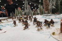 South London Warlords - Salute 2018 Bolt Action
