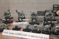 South London Warlords - Salute 2018 Black Scorpion