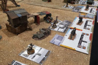 South London Warlords - Salute 2018 Crooked Dice