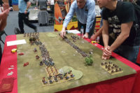 South London Warlords - Salute 2018 Gripping Beast