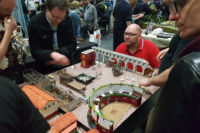 South London Warlords - Salute 2018 Gangs of Rome
