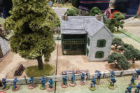 South London Warlords - Salute 2018 Ian Smith & Friends
